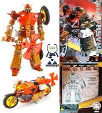 Transformers Masterpiece KFC Toys Phase 6A Crash Hog aka MP Wreck-Gar MISB