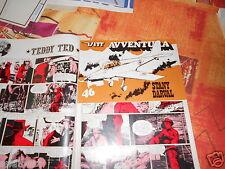 RIVISTA FUMETTO  VITT  NR 46  1969  INSERTO   VITT  AVVENTURA   the  moody blues