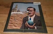 Hammer Museum Spring 2013 Calendar Walt Disney Los Angeles California Rare UCLA