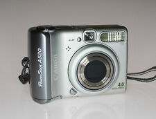 Canon PowerShot A520 compact digital camera S#0822139388