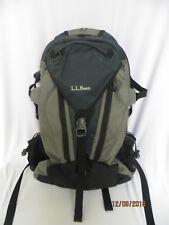 LL BEAN Bigelow Daypack Weekend Backpack w/Rain Cover