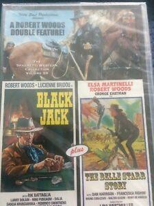 Black Jack/ Belle Starr DVD Story Wild East Region Free