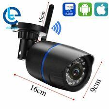 Security Wireless WIFI IP Camera 1080P Outdoor IR built-in TF card slot-yoosee
