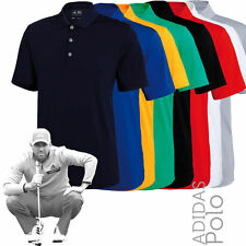 adidas Polyester Short Sleeve Casual Shirts & Tops for Men