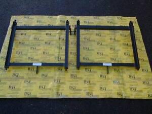 2 Wiechers Sitzkonsolen passend für Opel Kadett C für Sportsitze 345mm(lagernd)
