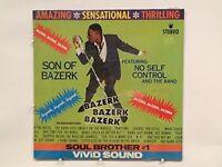 Son of Bazerk Bazerk, Bazerk, Bazerk (1991) [LP]