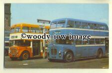 tm5501 - Leigh Corporation Bus no 48 - postcard