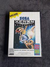 Jeu Sega Master System Xenon 2 Excellent état, Complet