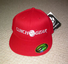 CLINCH GEAR BASEBALL CAP HAT FITTED XL MMA BJJ JIU JITSU KICK BOXING GYM UFC NEW