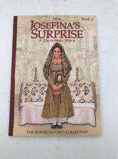 American Girl Josefina book, Josefina's Surprise A Christmas Story