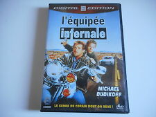 DVD - L'EQUIPEE INFERNALE - MICHAEL DUDIKOFF - ZONE 2