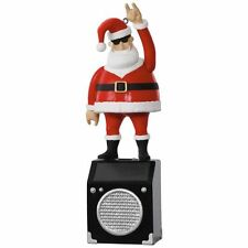 Nothin' But a Good Time Rockin' Santa 2017 Hallmark Solar Ornament  Pre-Order