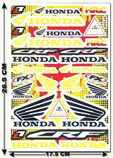 Motorcycle Graphic Vinyl Kits Decal HONDA Logo Sticker Racing BUY 2 GET 1 FREE