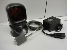 Symbol LS9203 Serial RS-232 Hands Free Laser Barcode Scanner + Stand