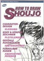 How to Draw Manga Spezial Hefte Comic Nr. 1 - 4 zur Auswahl Eidalon Verlag