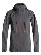 QUIKSILVER Men's MAMATUS 3L GORE-TEX Jacket - KRP0 - Medium - NWT