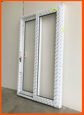 Patio Sliding Door - Excellent Condition - PVC PVC-U Back Door White Slider