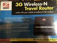 Zoom 4506 3G Wireless-N Travel Router™