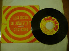 "MACK KISSOON""SATISFACTION-disco 45 giri YOUNG BLOOD It  1970"" REGGAE"