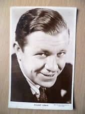 Vintage Film Star Real Photo Postcard-  STUART ERWIN,Metro Goldwyn Mayer Picture