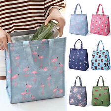 Cute Women Las S Kids Portable Insulated Lunch Bag Box Picnic Tote Cooler