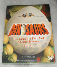 Dinosaurs Complete Seasons Series 1 & 2 - DVD Box Set NEW & SEALED