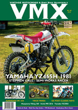 VMX Vintage MX & Dirt Bike AHRMA Magazine - ISSUE #68