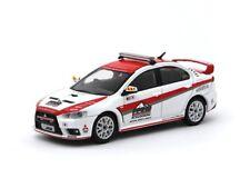 Tarmac Works Mitsubishi Lancer Evo X - Pikes Peak Safety Car
