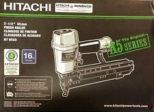 Hitachi NT65A5 16 gage Trim Air Finish Nailer Brand New in box replaces NT65A3