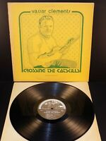 VASSAR CLEMENTS CROSSING THE CATSKILLS VINYL LP 1973 ROUNDER RECORDS 0016 EX/VG+