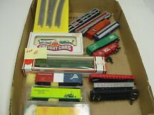 Bachmann , Atlas, Arnold, Life-like , rolling stock N train cars       B