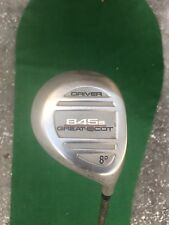 Tommy Armour 845s GreatScot 8*  Driver - Right Hand - Men's - GForce Graphite