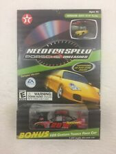 Ricky Rudd #28 Texaco NEED FOR SPEED 2000 Ford Taurus Action Promo with CD-ROM