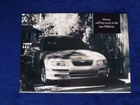 MAZDA MILLENIA DEALER SALES BROCHURE ADVERTISING FEATURES OPTIONS VINTAGE CAR