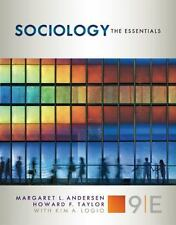 Sociology : The Essentials by Howard F. Taylor and Margaret L. Andersen...