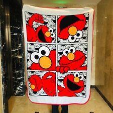 Sesame Street warm Blanket Plush Soft Bed Home Throw Sofa Blankets rug quilt
