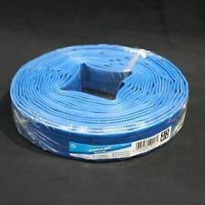 Silverline 633827 Plana Descarga Manguera Exterior Energía 25mm X 10m