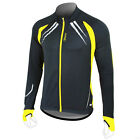 Softshell Wind Stoper Road Bike Bicycle Cycling Jacket Top Thermal Full Sleeve