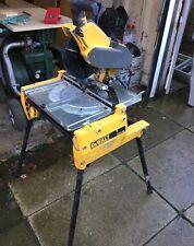 Dewalt DW742 DW743 Flip Over Mitre Chop Table Saw 240v 110v Tradesman Delivery