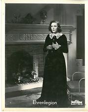 Ehrenlegion Portrait Aushangfoto 1938 Lobby Card Marie Bell Légions d'honneur