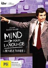 Mind Your Language : Season 3 (2013) Genuine & unSealed (D116/D170)(D171) (D181)