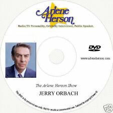 Jerry Orbach TV Interview (30 minutes) DVD