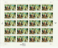 CALIFORNIA GOLD RUSH STAMP SHEET -- USA, #3316, 33 CENT