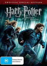 Harry Potter And The Deathly Hallows : Part 1 (DVD, 2011, 2-Disc Set)