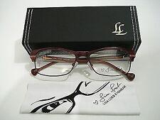 Lisa Loeb Eyewear Home Plum Eyeglasses Rx-Able Frame