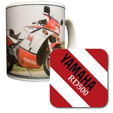 Yamaha RD500 Mug & Coaster Set