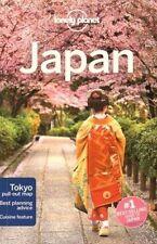 Lonely Planet Japan (Travel Guide), Yanagihara, Wendy, Walker, Benedict, Richmon