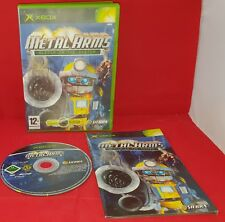 Metal Arms: Glitch in the System (Microsoft Xbox) VGC
