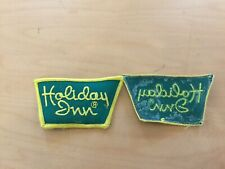 HOLIDAY INN, VINTAGE  patch, new old stock , 1970's