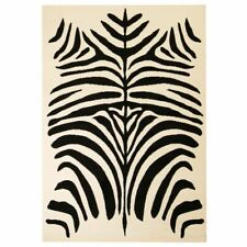 Vidaxl Tapis moderne Design Traditionnel 160 x 230 cm Beige/gris